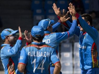Watch: Proud Afghanistan team given a heros welcome back home after historic win over West Indies in World T20