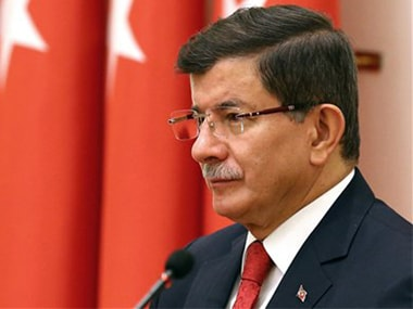 The refugee issue is not an issue of bargaining, says Turkish premier