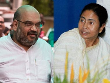 Bengal polls 2016: Amit Shah dares Mamata Banerjee to throw out sting-tainted TMC leaders