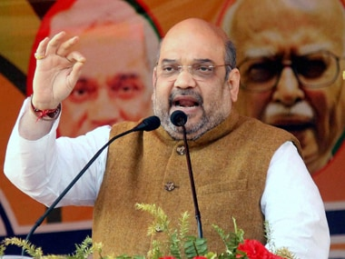 Assam Assembly polls: Congress not stopping infiltration of Bangladeshis, says Amit Shah