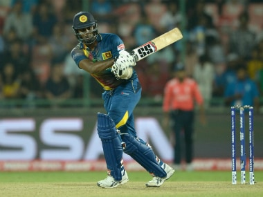 Weve let down the whole country: Sri Lanka captain Mathews after 10-run loss to England in World T20