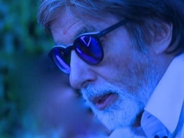 Amitabh Bachchan. @SrBachchan