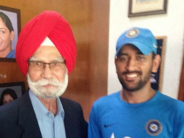 World T20: Hockey legend Balbir Singh Sr wishes Dhoni and co good luck ahead of Australia match