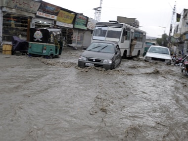 Downpour in Pakistan: Nearly 50 people killed, 80 injured due to heavy rainfall