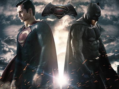 Batman v Superman: Dawn of Justice. Image from IBN