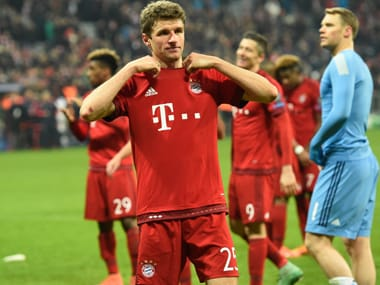 Champions League: Brilliant Bayern Munich come from behind to beat Juventus and reach quarters