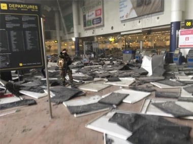 The Latest: IS claims responsibility for Brussels attacks; 3rd bomb neutralised