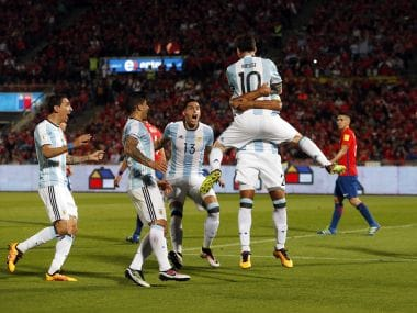 World Cup Qualifiers: Lionel Messis return helps Argentina extract revenge over Chile