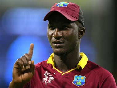 File picture of Darren Sammy. Getty Images