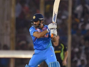Good quality to be calm but he'll always be an aggressive cricketer: Dhoni hails yet another Kohli master-class