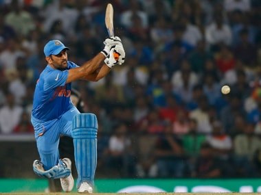 Captain MS Dhoni should be a little flexible with his batting order. AP