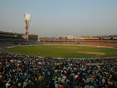 File photo of Eden Gardens. Getty