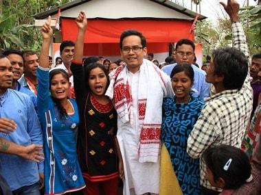 File image of Gaurav Gogoi. Image courtesy: Facebook
