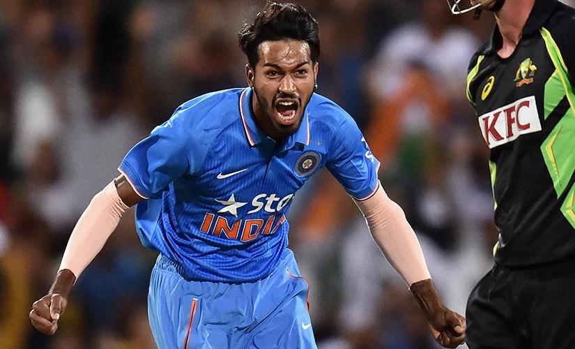Hardik Pandya. Getty Images