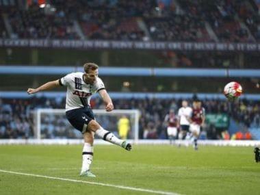 Race for the Golden Boot: Spurs sharp-shooter Harry Kane revelling in goal rush