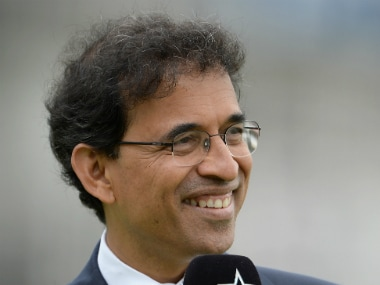 File photo of Harsha Bhogle. Getty Images