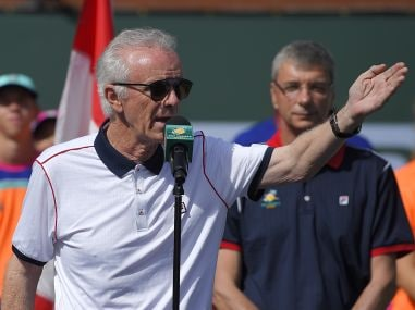 Indian Wells tournament director Raymond Moore resigns after sexist comments