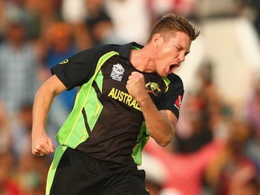 End of the road: Faulkners five-for helps Australia knock Pakistan out of World T20