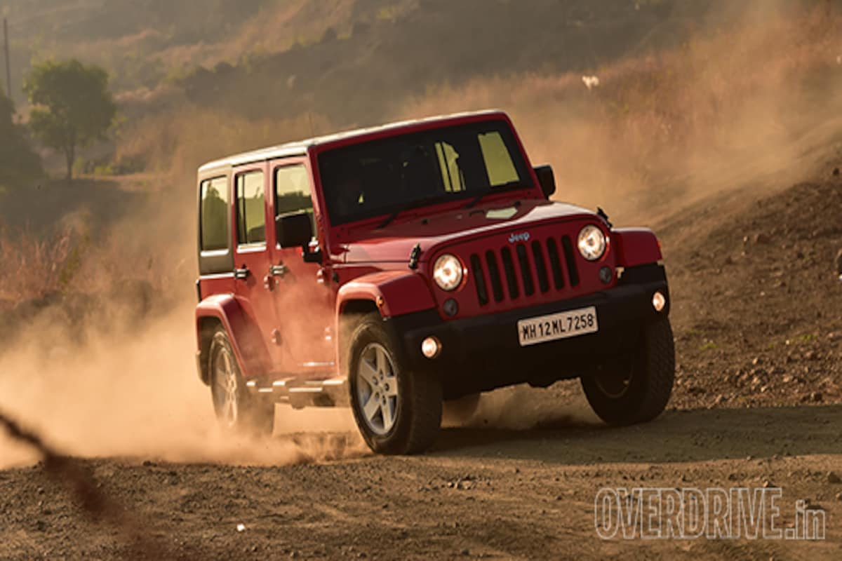2016 Jeep Wrangler Unlimited Diesel Road Test Review Auto News Firstpost