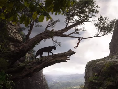 The Jungle Book. Screen grab from YouTube