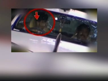 Kerala IG faces court action after his minor son drives official car