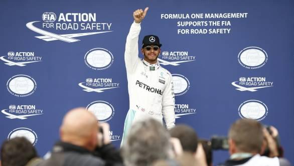 F1 2016: Hamilton on pole for Australian GP