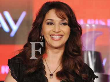 Madhuri Dixit returns to TV with desi version of So You Think You Can Dance
