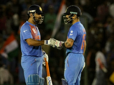 Kohlis average in successful chases stands at a whopping 122.83! Stats review of India-Australia World T20 match