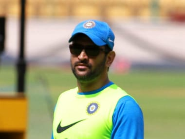 File photo of MS Dhoni. Solaris Images