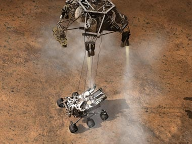 China hopes to start first Mars probe at higher level than India
