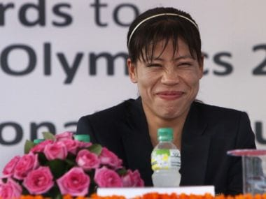 Mary Kom. Getty Images
