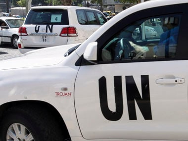 The mother of all issues is political transition: says UN envoy for war-ravaged Syria