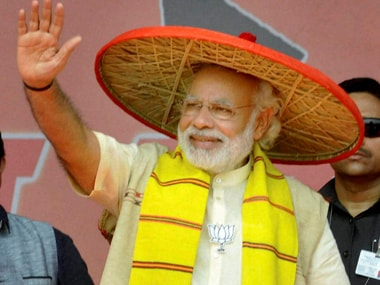 Money ki Baat: The secret of Narendra Modi's success in North East lies in the Budget allocation, a hefty Rs 59,000 crore