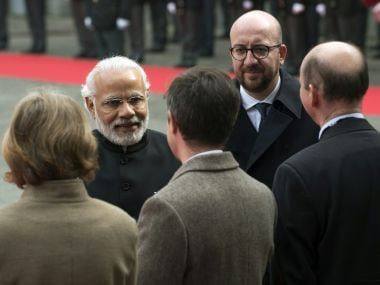 PM Modi in Brussels: Trade, terrorism and investment on the cards at India-EU summit