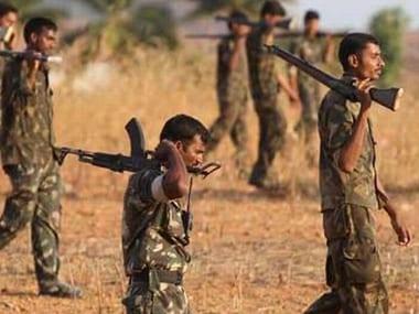 Two Naxals killed in an encounter on the Maharashtra-Chhattisgarh border