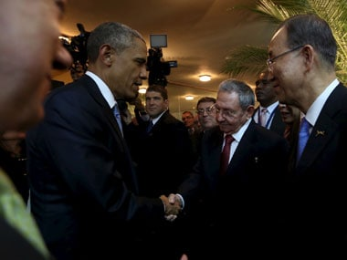 Its Raul, not Fidel: Barack Obama very unlikely to meet Fidel Castro, says White House