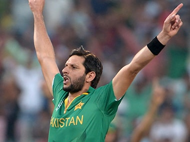 World T20: Shahid Afridi thanks BCCI, Kolkata and Kashmir after possibly his last match for Pakistan