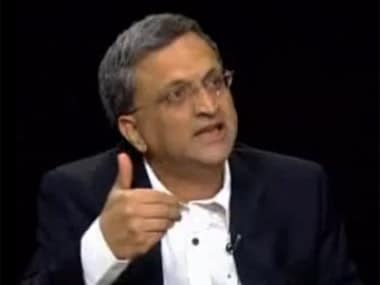 File photo of Ramachandra Guha. Screenshot from YouTube video