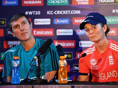 Englands women team coach Mark Robinson slams poor pitches in World T20 after exit