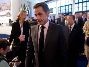 Donald Trump scary, his popularity worrying, says ex-French president Sarkozy