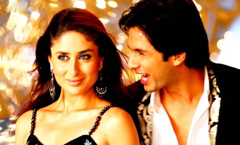 Shahid and Kareena teamed up for Udta Punjab