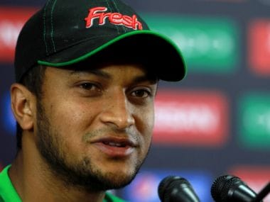 Bangladesh vs West Indies: Shakib Al Hasan fined 15 percent of match fee for shouting at umpire in first T20I against Windies