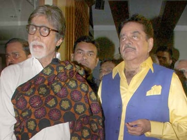 Shotgun! Shatrughan Sinha roots for Amitabh Bachchan to be President of India