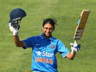 File photo of Smriti Mandhana. Getty Images