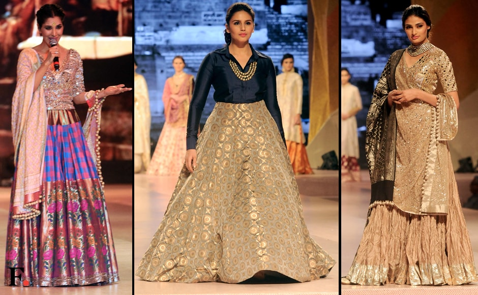 From Huma Qureshi to Shabana Azmi: Bollywood celebs dazzle at fashion show held for cancer patients