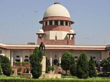 Supreme Court of India. PTI