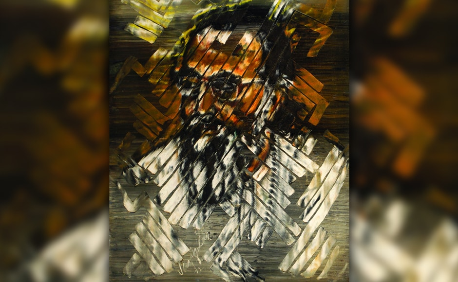 'Swami Chinmayananda, 1972, oil on canvas.' Five years after the artist's demise, his legacy is being immortalised with a coffee table book titled Jehangir Vazifdar – Artist & Visionary, a compilation of his art works, a pet project for his son Phiroze Vazifdar. Phiroze recalls that one of his father's paintings was given to former Prime Minister Indira Gandhi.