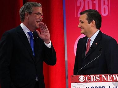 Consistent, principled conservative: Jeb Bush endorses Ted Cruz, issues call to unite Republican party