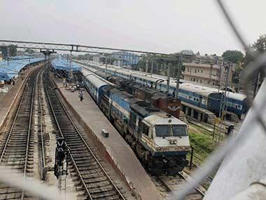 Engine of passenger train derails in Chhattisgarh, no injuries reported
