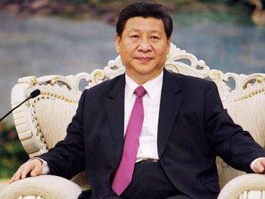 President Xi Jinping. Ibnlive